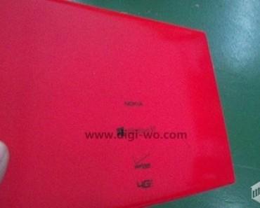 Nokia puede lanzar tableta con Windows RT a finales de octubre