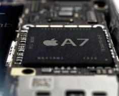Samsung Galaxy 5S con procesador de 64 bits