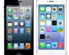 iOS 7 sera presentado despues del lanzamiento de los nuevos iPhones 5S y 5C