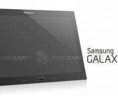 Galaxy Note 12.2 con pantalla y hardware superiores al iPad 4