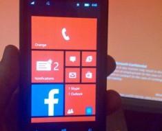 Supuesta imagen muestra el nuevo centro de notificaciones de Windows Phone 8.1