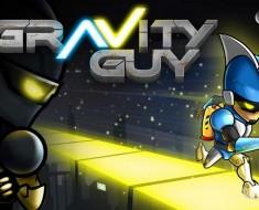 Gravity Guy, un juego de carreras en gravedad cero