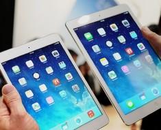 La próxima generación de iPads tendrán la pantalla de 12,9 pulgadas