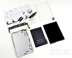 Ipad Mini Retina desmontado por iFixit