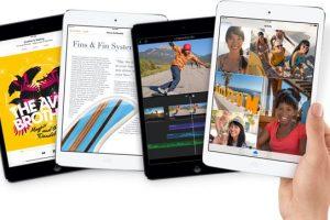 Nuevo iPad mini con pantalla Retina ya esta a la venta en la Apple Store