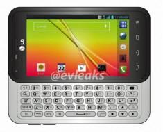 LG F3Q, puede ser el smartphone con teclas QWERTY deslizable de LG