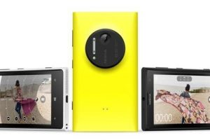 Lumia 1020 es el Nokia mas usado a la hora de tomar fotos para subirlas a Flickr