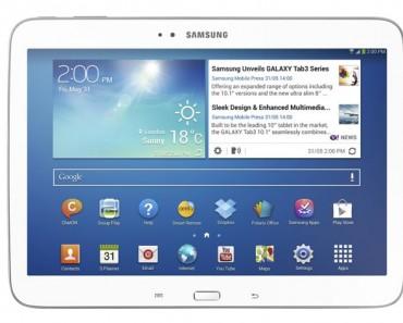 Samsung estaría trabajando en dos nuevas tablets de 8 y 10 pulgadas