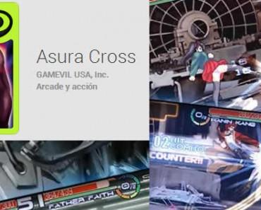 Asura Cross un juego de lucha para Android al puro estilo clásico