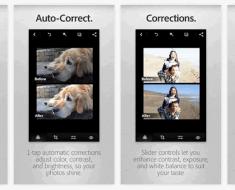 Adobe Photoshop Express, un editor de imágenes para Android muy completo