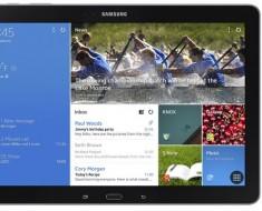 Galaxy Note Pro