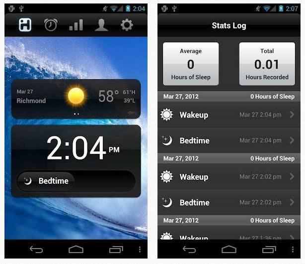 Despertador completo para tu Android, iHome Sleep