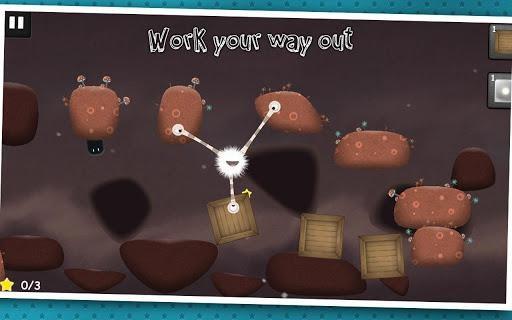 Tupsu-The Furry Little Monster, un juego para Android de lógica