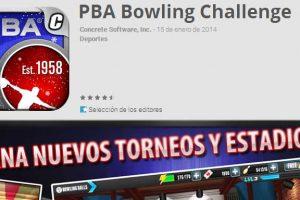 Juegos de bolos para Android PBA Bowling Challenge