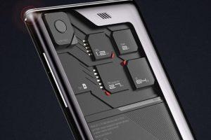 ZTE muestra su concepto de smartphone modular en el CES 2014