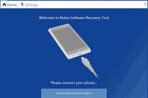 Nokia Software Recovery Tool, repara tu smartphone Nokia
