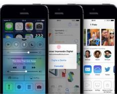 iOS 7.1 Beta 5 sin grandes cambios