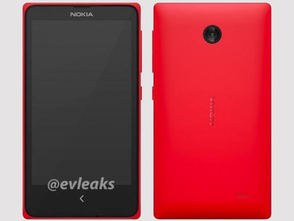 Nokia debe presentar mas de un modelo de un smartphone con Android