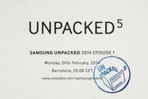 Samsung mostrará el Galaxy S5 el día 24 de febrero