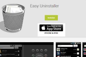 Easy Uninstaller, una de las formas mas prácticas para desinstalar apps de Android