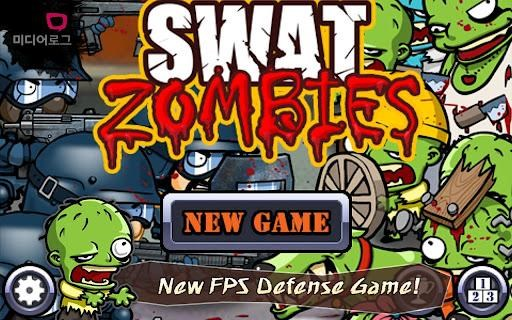 Juego SWAT and Zombies para Android