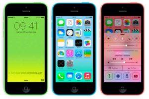 Apple puede lanzar un iPhone 5C de 8 GB el día 18 de marzo