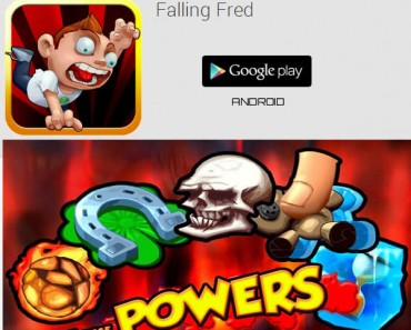 Juegos para Android, Falling Fred