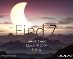 Oppo Find 7, el smartphone chino con una cámara de 50 megapíxeles