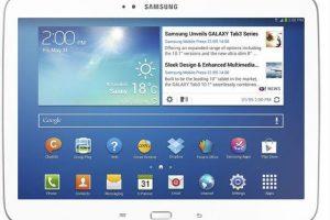 Android es líder en el sistema operativo mas usado en tablets
