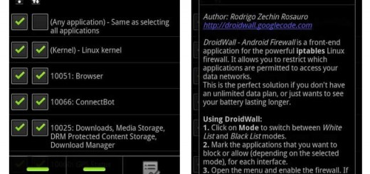 DroidWall–Android-Firewall-limitar-acceso-internet