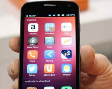 ubunto-phone